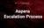 Aspera Escalation Process